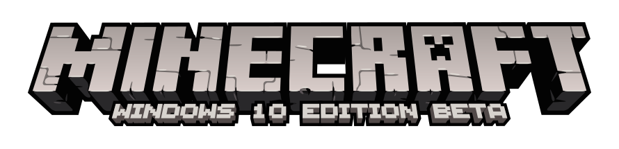 Minecraft Windows 10 Edition Beta