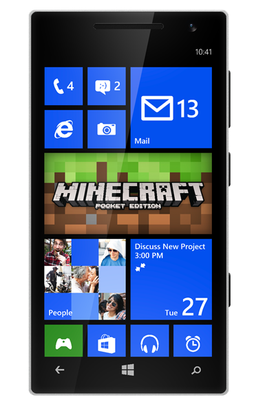 Minecraft-Window-phone