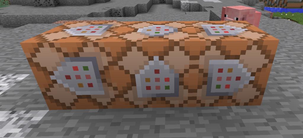 Minecraft 15w34a: Изменения коснулись и командных блоков