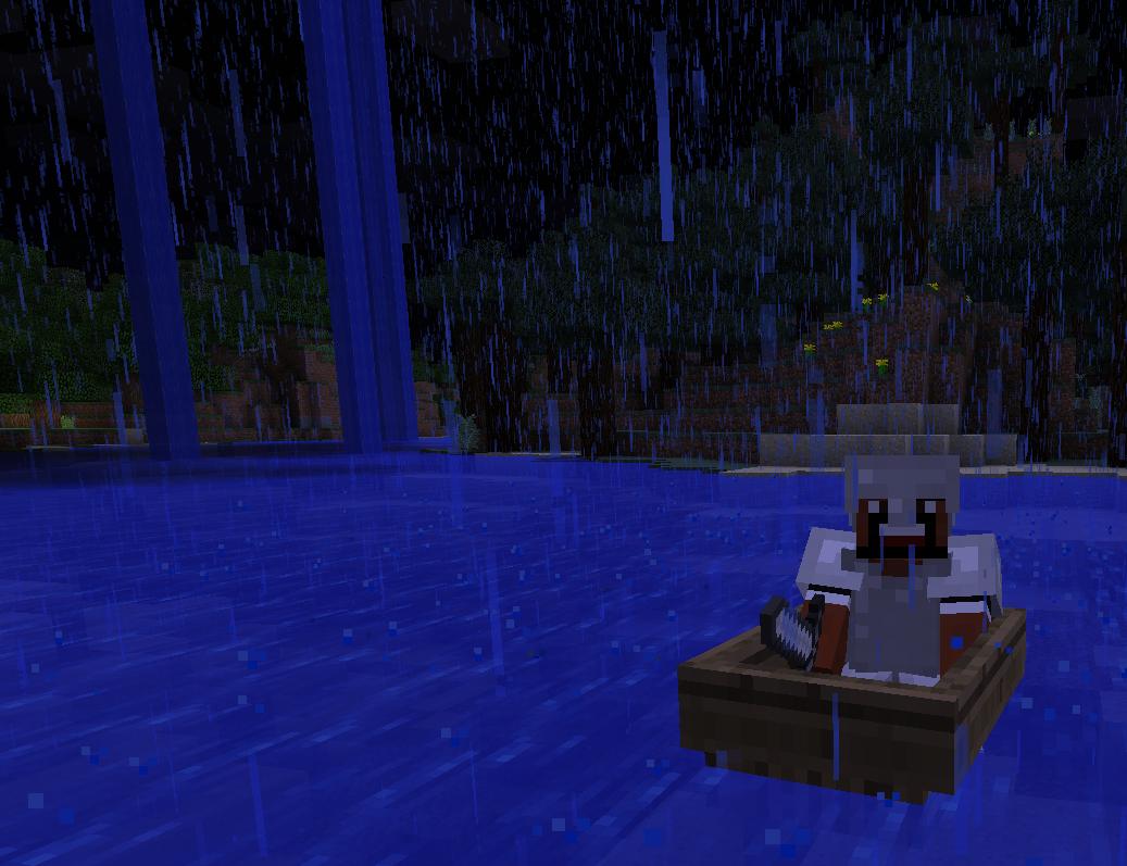 minecraft-boat