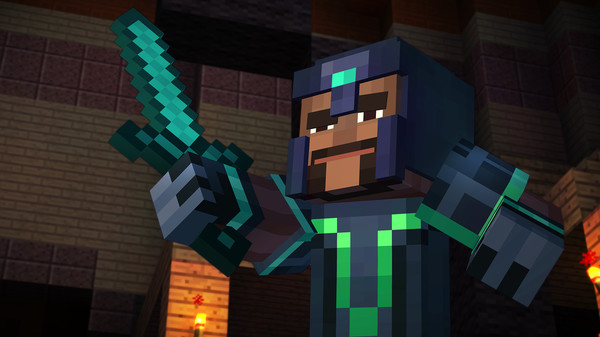 Minecraft-story-mode-sword