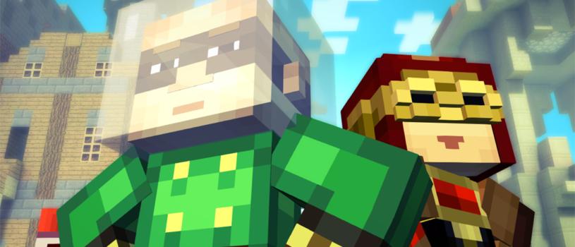Вышел второй эпизод Minecraft: Story Mode!