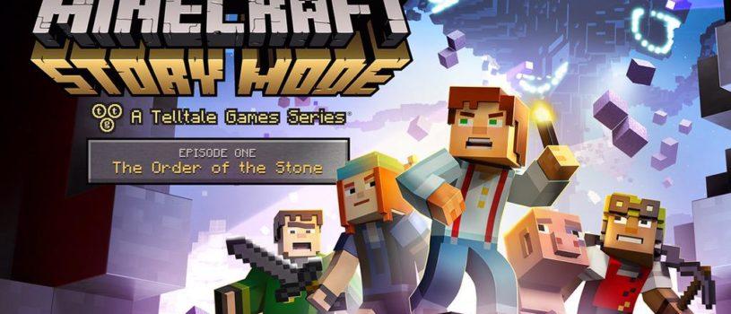 Трейлер Minecraft: Story Mode Episode 1